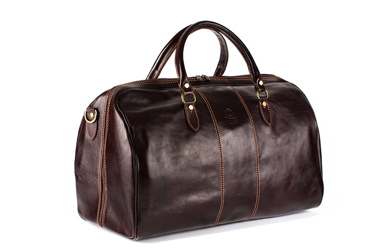Parco Grande Travel Bag in great quality and design by Moretti Milano