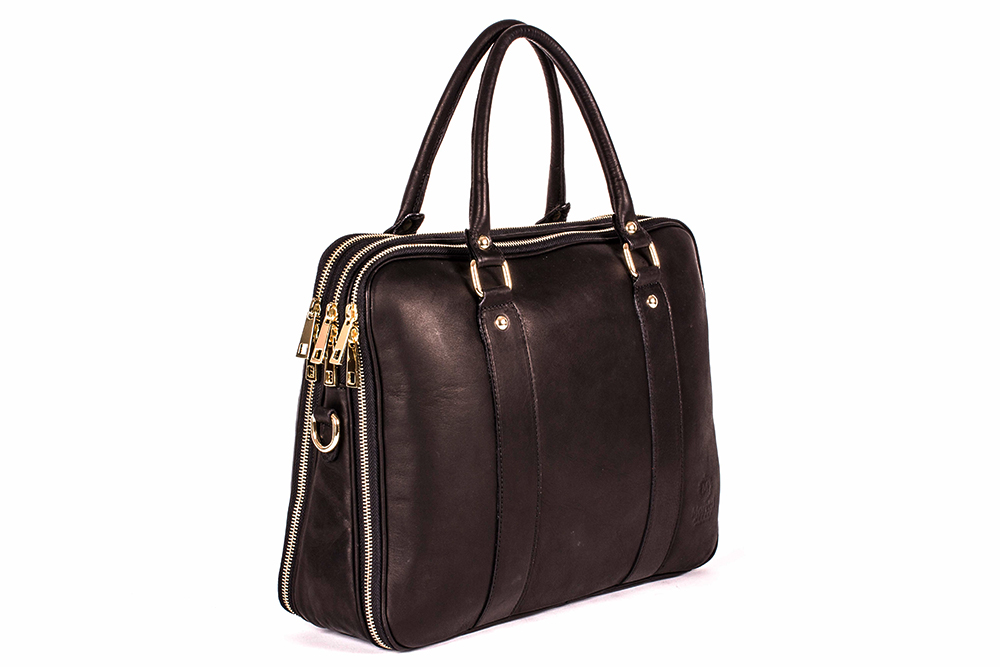 Acciano Business Handbag great quality and design by Moretti Milano