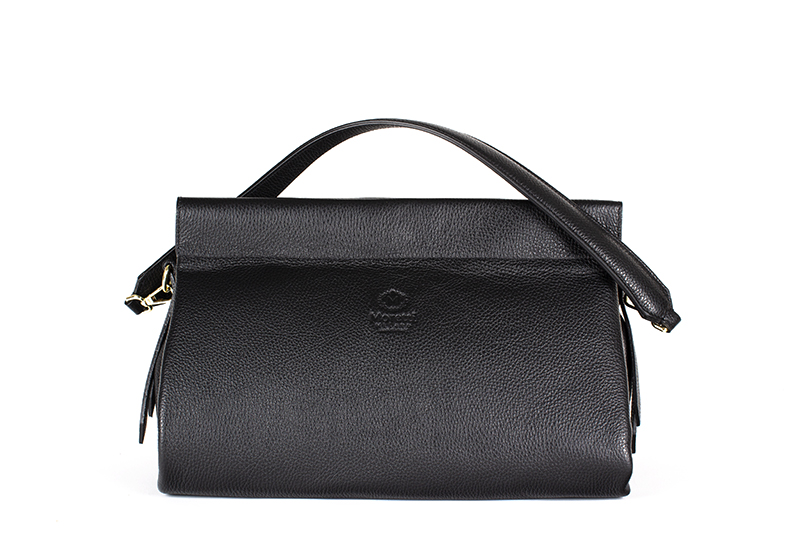 Martano by Moretti Milano 14494 Fashion Bag 14494 Black Color