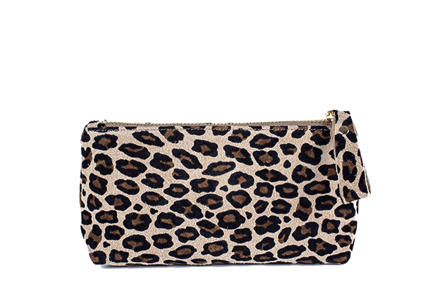 Moretti Milano wallet 10001 Leopard made in Italy