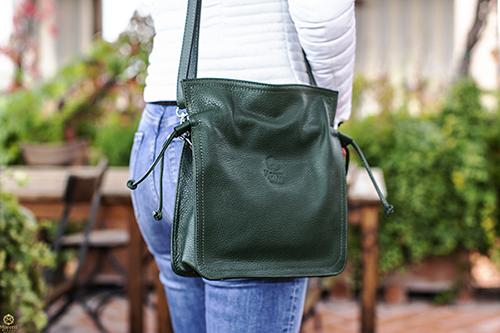 Luxury Leather Handbags by Moretti Milano Italy, Michael Kors, Gucci